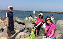 Seal beach cleanup